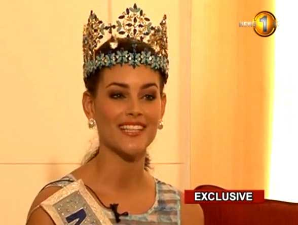 The Official Thread of Miss World 2014 ® Rolene Strauss- South Africa - Page 8 Msworld