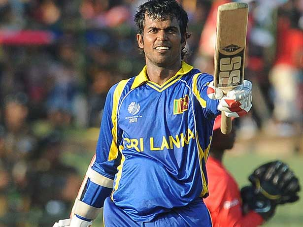Upul Tharanga named skipper for series against Zimbabwe