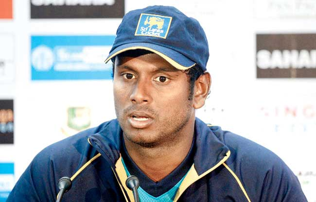 Would be fielding strongest side clash against Afghanistan: Angelo Mathews