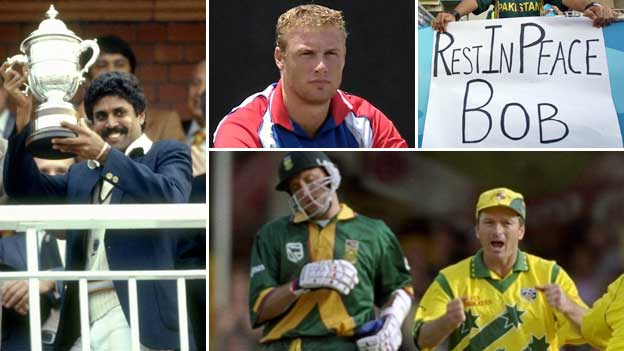 Cricket World Cup: 10 moments that shocked the tournament