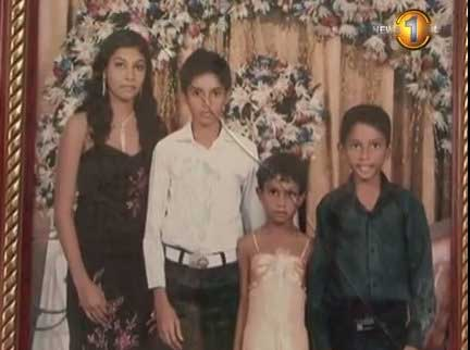 News1st visits home of Ragama train accident victims