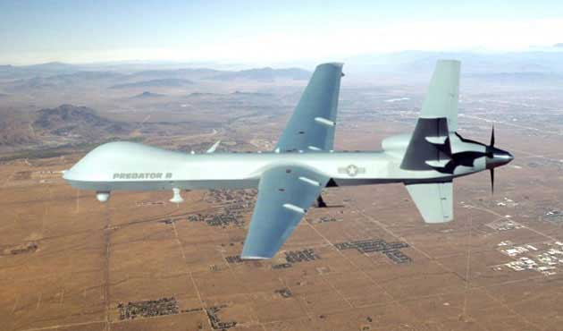 Afghan drone strike kills IS militant commander: Official