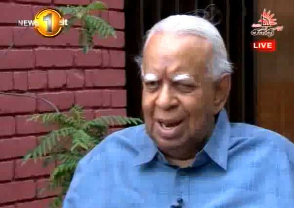 TNA Parliamentary Group Leader Sampanthan speaks out on Eastern PC