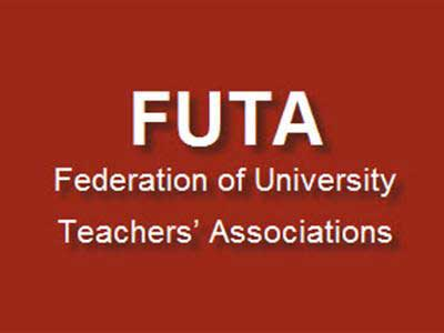 Protest organized by FUTA temporarily halted (Watch Video)