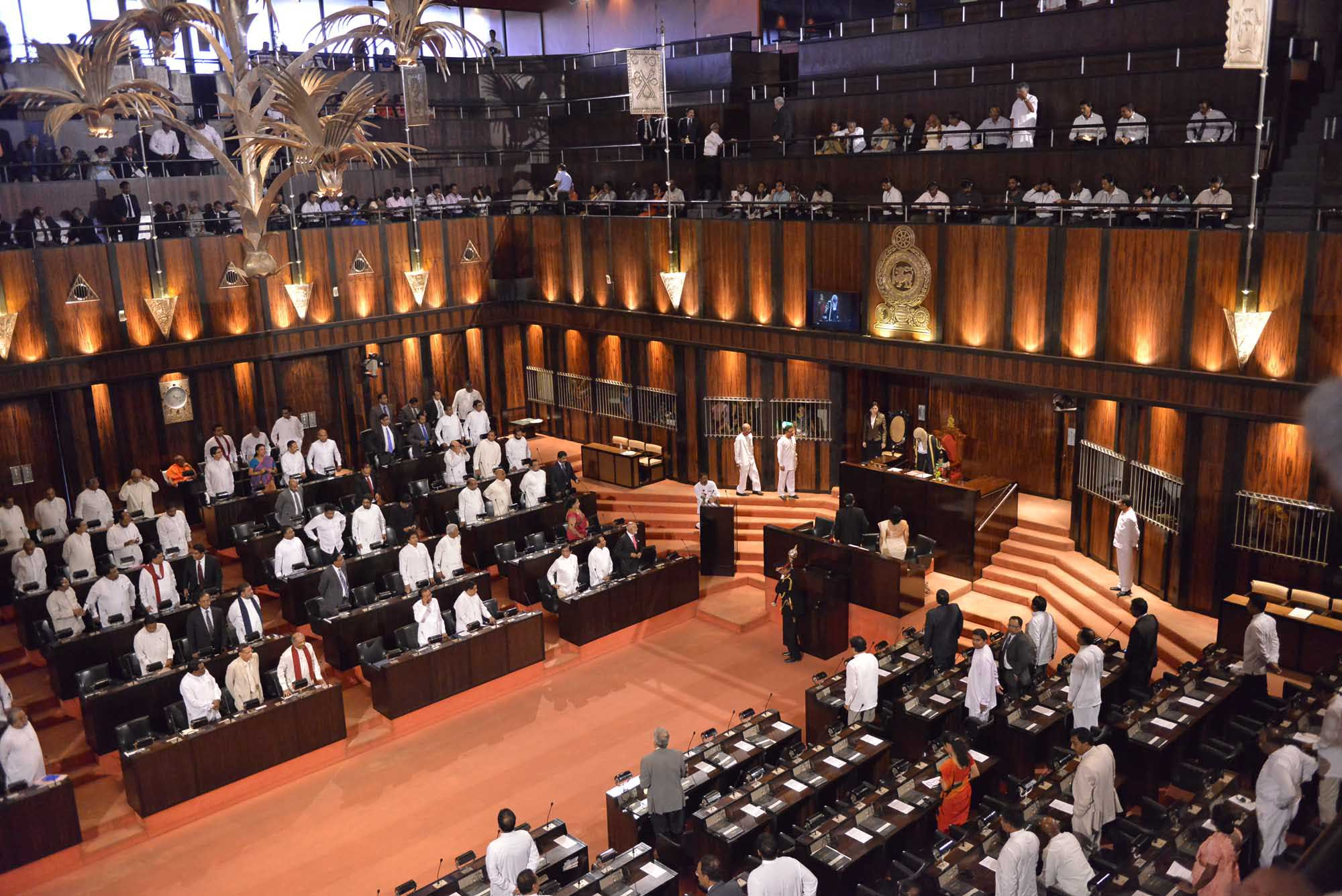 Speaker delivers verdict on Opposition Leader (Watch Report)
