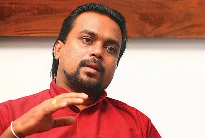 MP Weerawansa says he intends to file a HR case