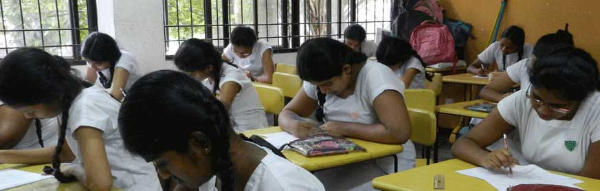 Examinations Dept includes section on model questions to website