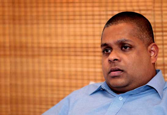 Sajin Vass Gunawardena released on bail