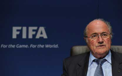 Blatter secures a fifth term as FIFA president