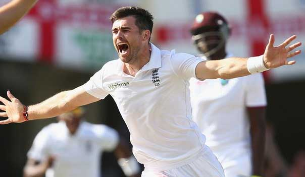 Anderson becomes England's all-time leading wicket taker surpassing Ian Botham