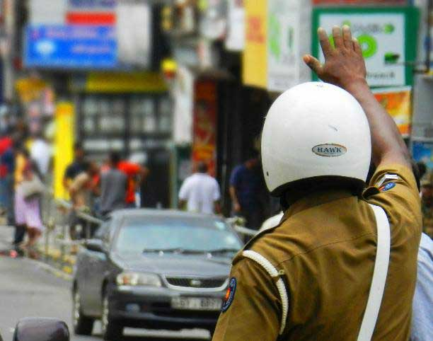 Colombo and Kandy traffic plans for May Day announced
