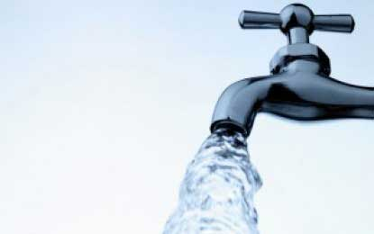Authorities say water supply disrupted due to inclement weather 'completely restored'