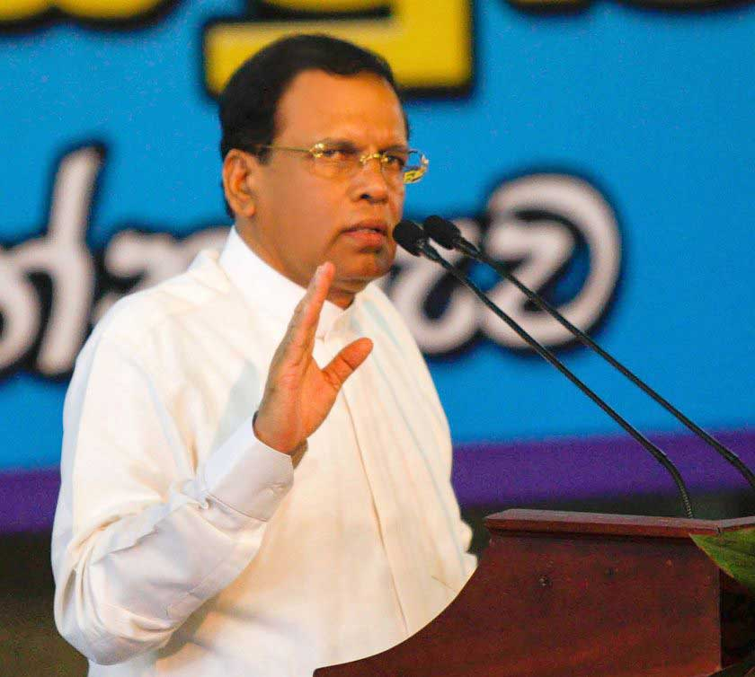 Dr. Senaratne says president has asked officials to proceed with Avant Garde investigation