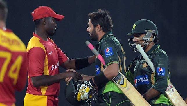 Pakistan vs Zimbabwe : Security high for international cricket return
