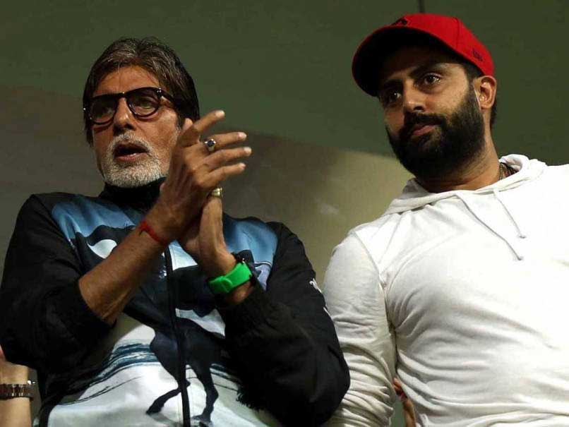 Amitabh Bachchan and Sachin Tendulkar lead Mumbai Indian's fan-power (Photos)