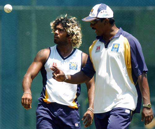 Champaka Ramanayake reappointed as SL fast-bowling coach