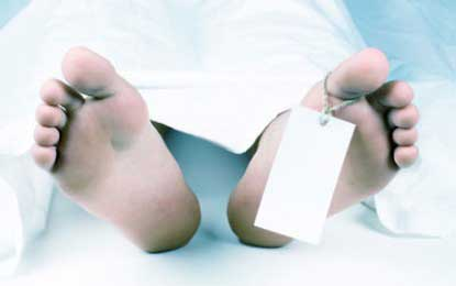 Foreign national dies in Kitulgala