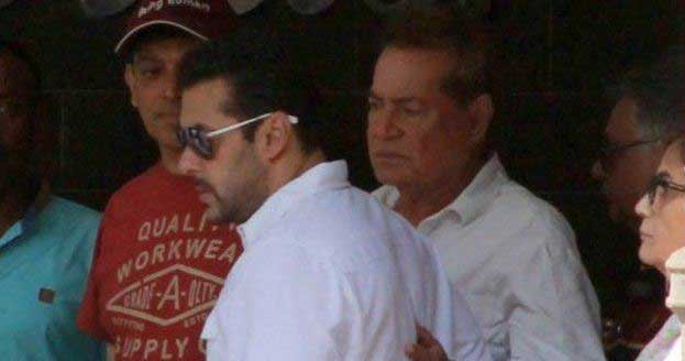 Was Salman Khan involved in a motor accident in Sri Lanka ?