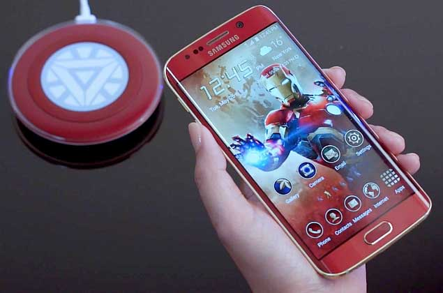 Samsung Galaxy S6 Edge Iron Man Limited Edition launched (Watch video)