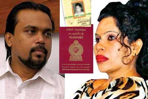Sashi Weerawansa's NIC & Passport are forgeries – Police