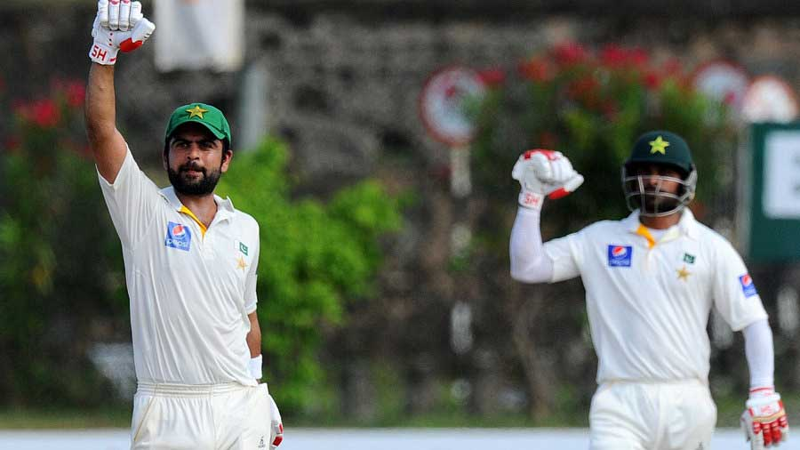 Pakistan records first test match victory on Lankan soil in nine years