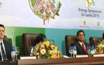 International Energy Challenges Symposium lights up Colombo
