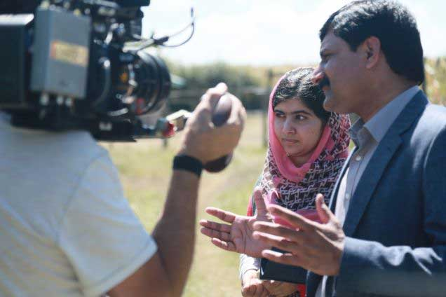 Watch trailer for Malala Yousafzai documentary 'He named me Malala'