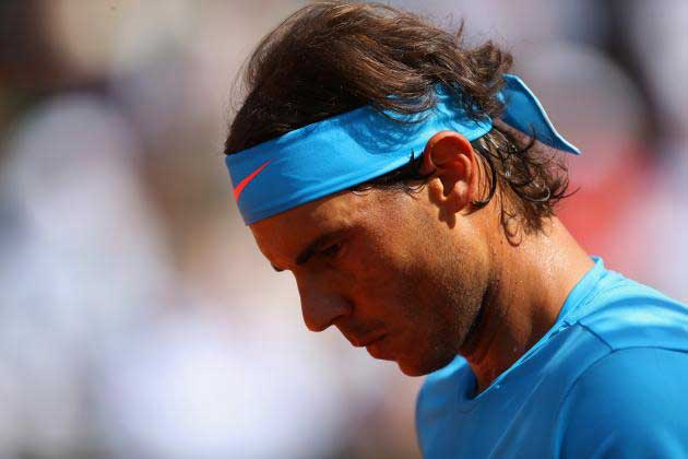 Rafael Nadal drops to lowest rank : French Open champ Stan Wawrinka up to 4th