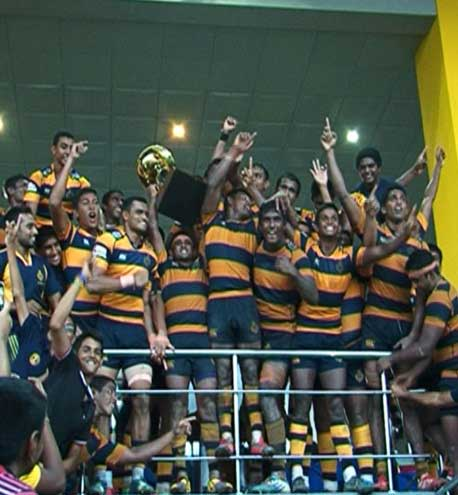 Royal College clinches Inter-school League Rugby champion title