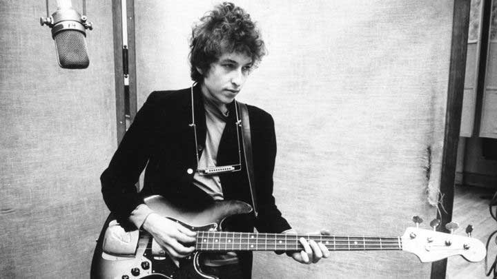 Bob Dylan recorded 'Like a Rolling Stone' 50 years ago today