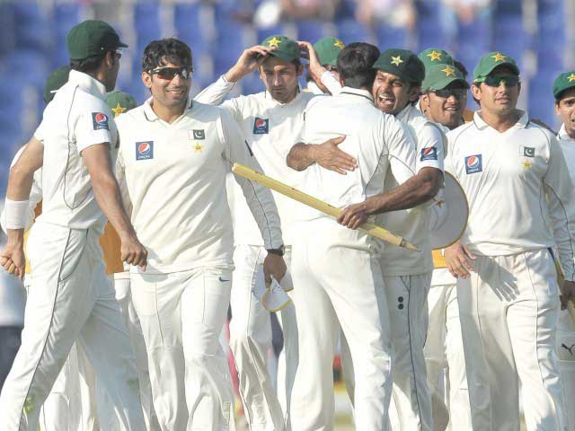 Pakistan announces squad for the test match against Sri Lanka