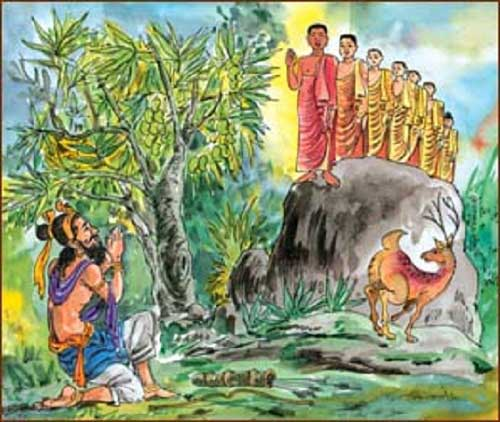 The significance of Poson Full Moon Poya Day
