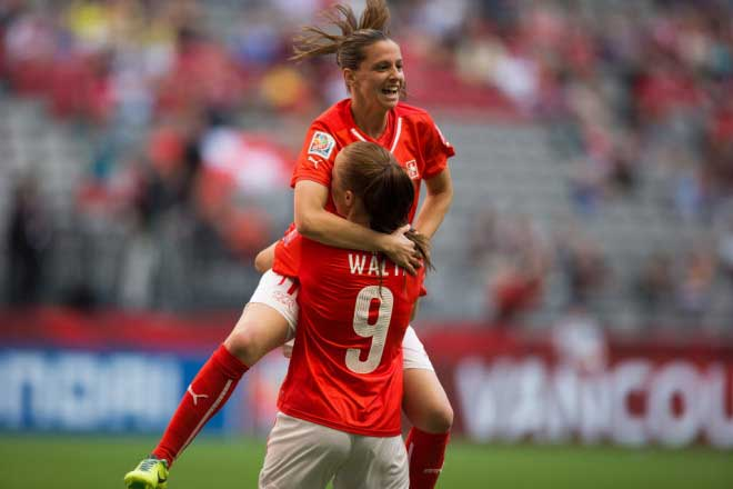 Football: Switzerland impress in Women's World Cup Group stages