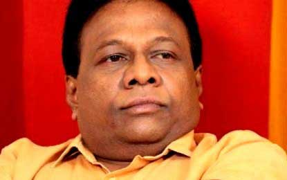 Dullas Alahapperuma files complaint against former Weligama PS Chairman