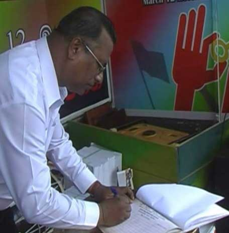 Campaign to collect signatures for March 12 Declaration continues
