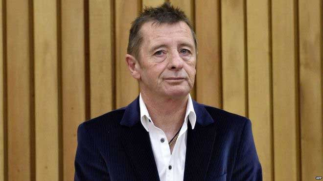 AC/DC drummer, Phil Rudd, sentenced to house detention