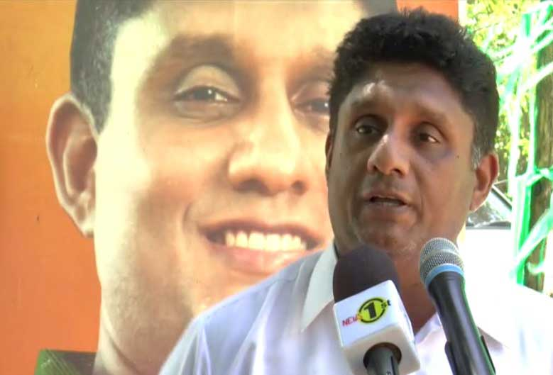 What is the former president doing to protect rights of workers, asks Min. Premadasa