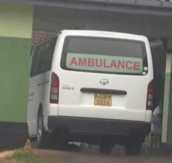Long wait for ambulance caused death of Dodangoda patient?