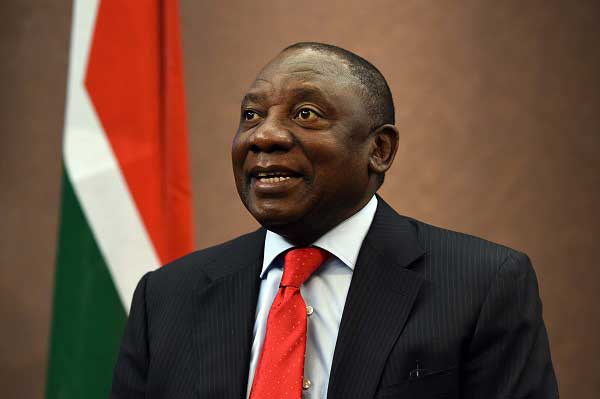 South Africa's Vice President stops over in Sri Lanka