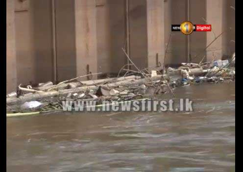 Colombo flooded due to illegal constructions beside the Kelani river: Irrigation Dept.