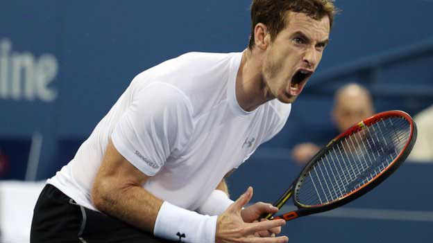 Murray goes out of US Open