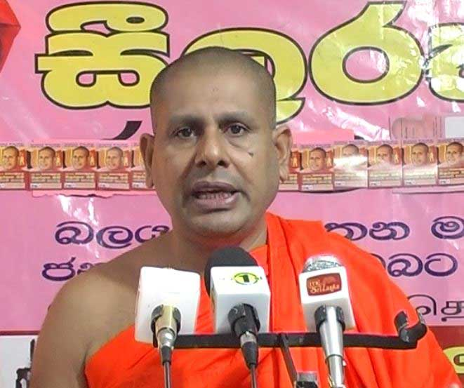 "Ven Battaramulle Seelarathana Thera asks questions on ""those who were included and those left out"""
