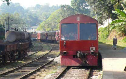 Strike action launched by engine drivers over Ragama attack called off