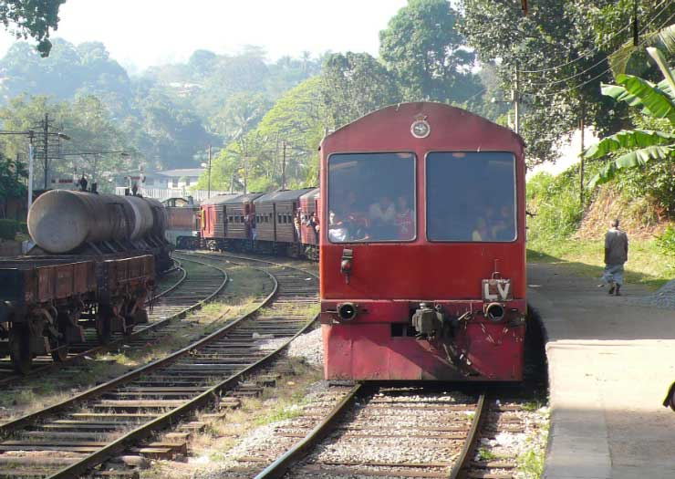 Commuters stranded as trains countrywide come to a standstill