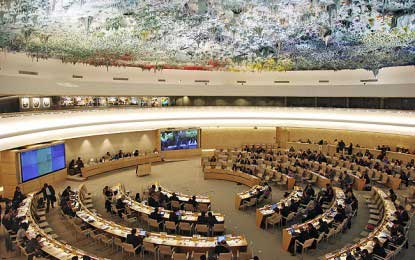 Views expressed on UNHRC Resolution on Sri Lanka
