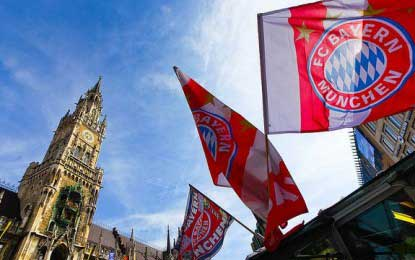 FC Bayern Munich to make donation, with refugees inflow on the rise