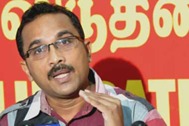 PM is protecting former CBSL Governor – alleges JVP parliamentarian Bimal Rathnayake