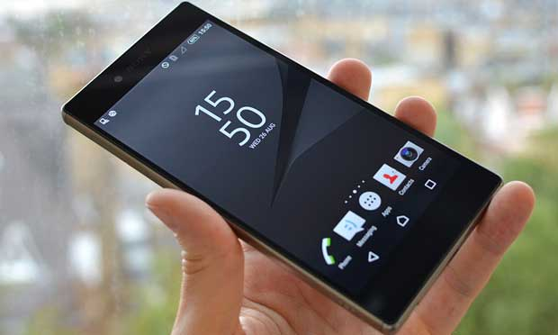 Sony launches world's first 4k smartphone