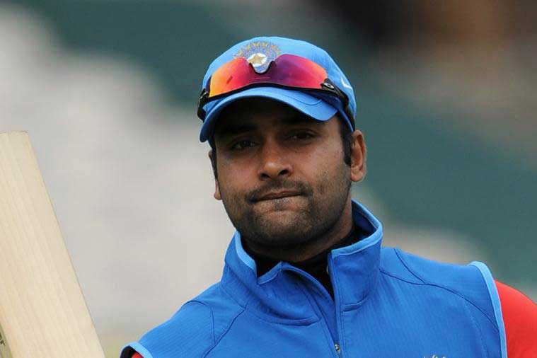 Amit Mishra booked for alleged physical assault on female friend