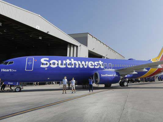 Tech glitch delays several Southwest Airlines flights